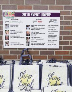 Michiana VegFest 2019 event lineup