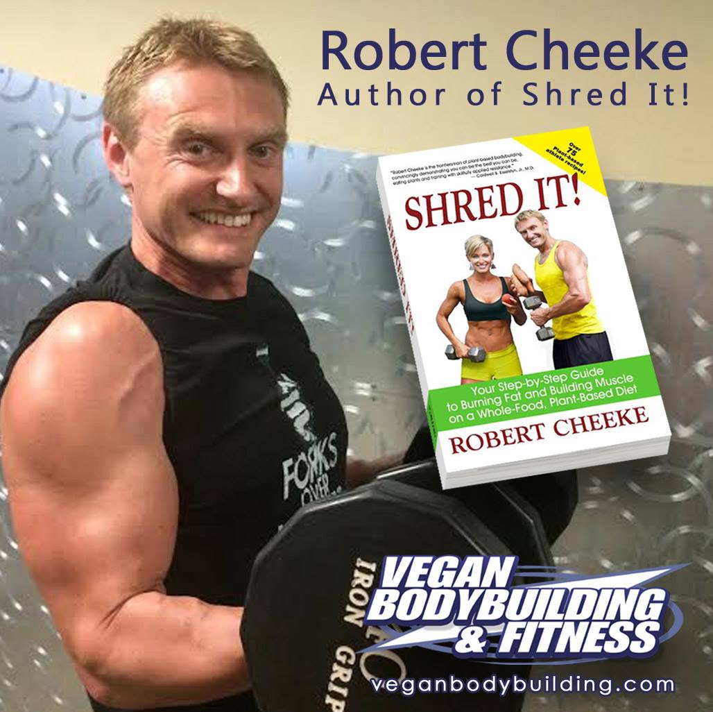 Robert Cheeke
